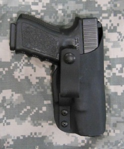 G23 IWB Soft Loop Concealment Holster