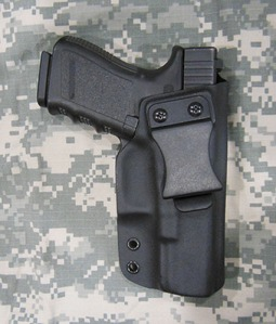 G23 IWB Belt Clip Concealment Holster
